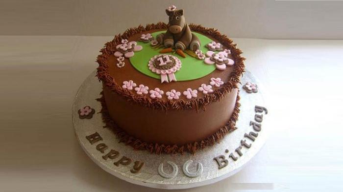 Bánh sinh nhật 12 con giáp đẹp độc đáo khiến bạn thích mê