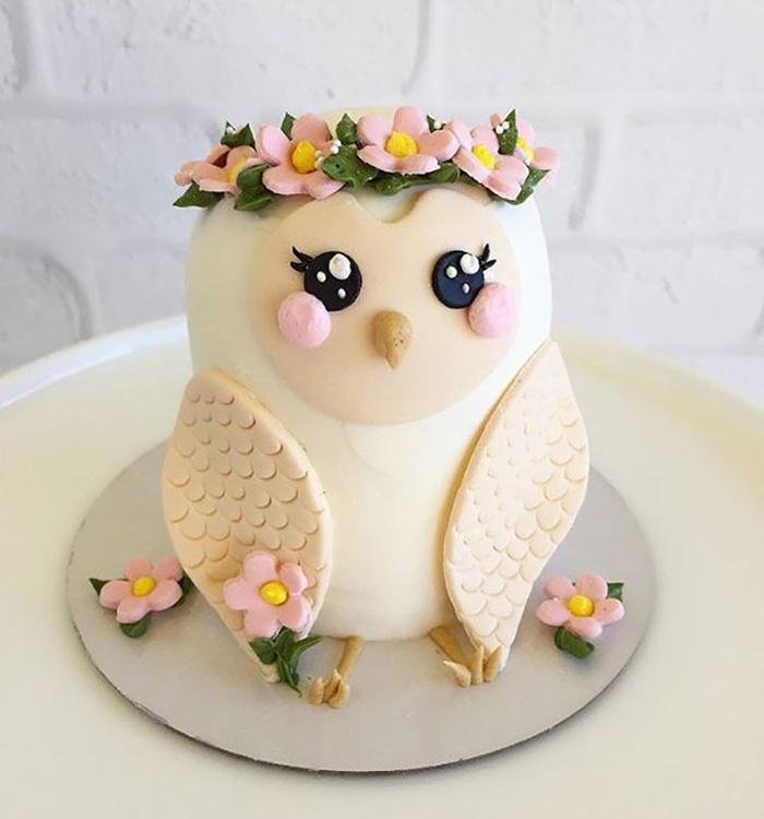 Bánh sinh nhật tạo hình 3D cực chất