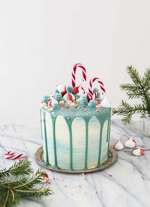 Những mẫu bánh kem cho mùa giáng sinh 2018