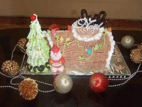 Những mẫu bánh kem noel cho mùa giáng sinh năm nay thêm ấm cúng