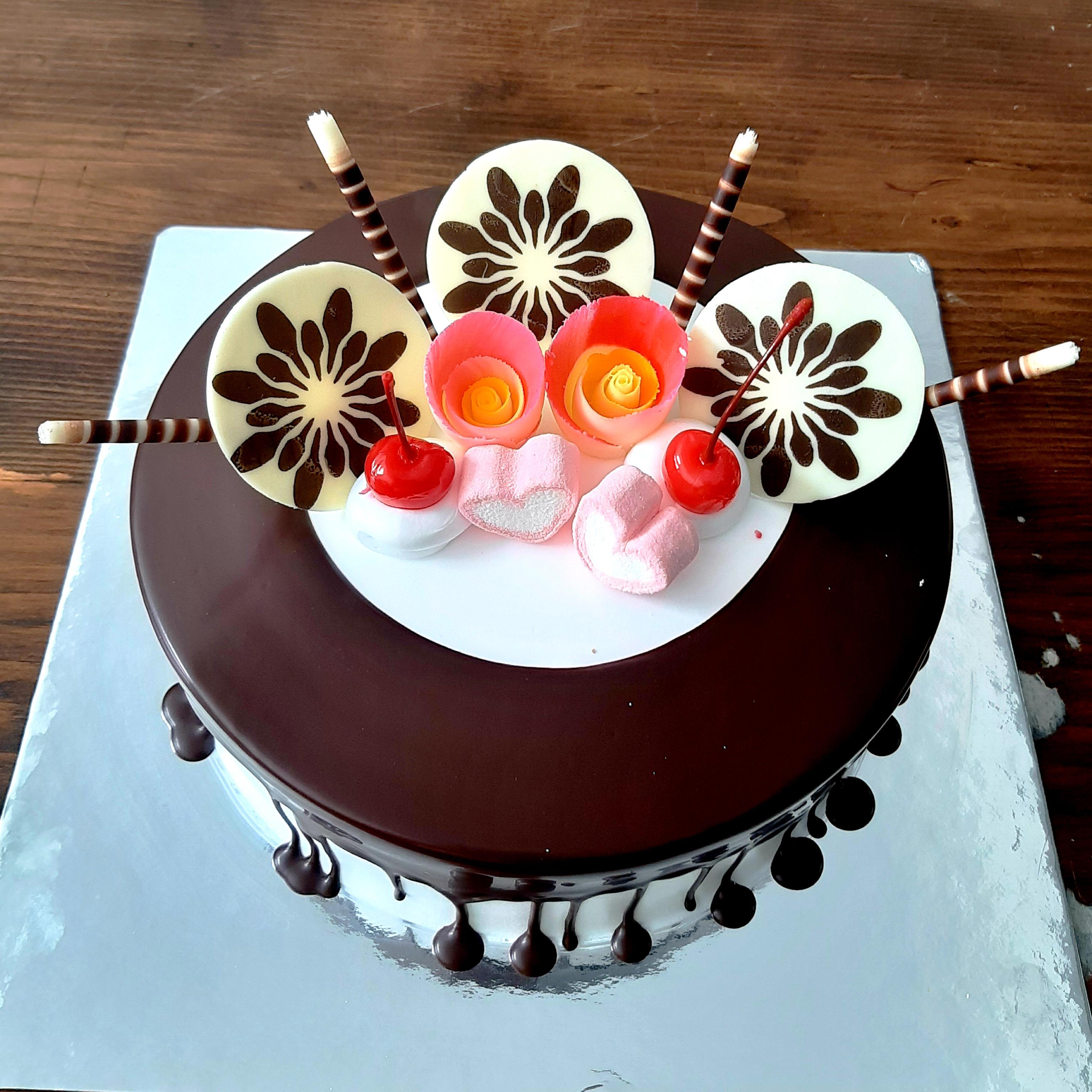 Bánh kem sinh nhật-871 | Bánh kem Chocolatte | Bánh kem