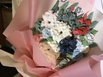 Bánh kem bó hoa mã 660