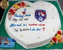 Bánh kem hội Quảng Ninh 1m