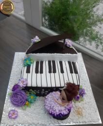 Bánh khoa Piano - Nhạc viện