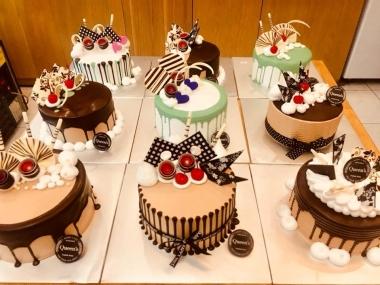 Tự làm bánh kem socola hoặc đặt bánh tại www.banhkemdep.com